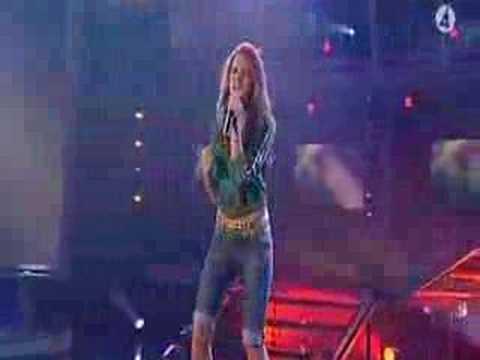 Tekst piosenki Agnes Carlsson - What A Feeling po polsku
