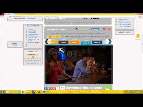watch tv online - This video will show you how to watch your favorite TV shows online for free without annoying surveys, downloads or subscriptions. Please like this video for...