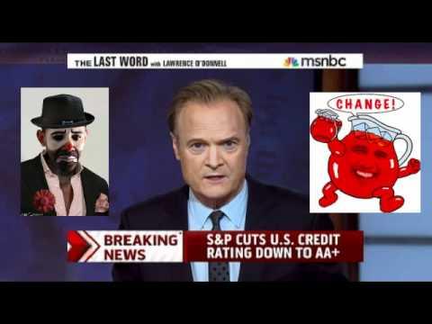 Obama funcks up U.S. credit rating