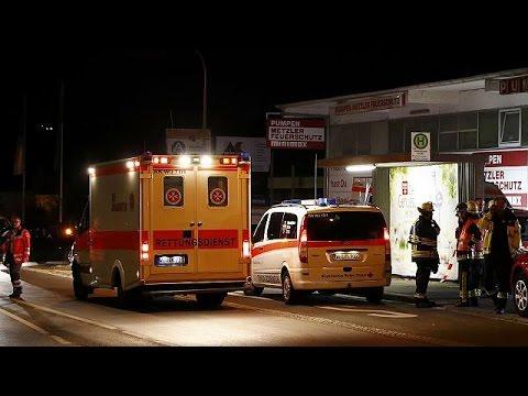 Γερμανία: Ανήλικος πρόσφυγας ο δράστης της επίθεσης σε τρένο
