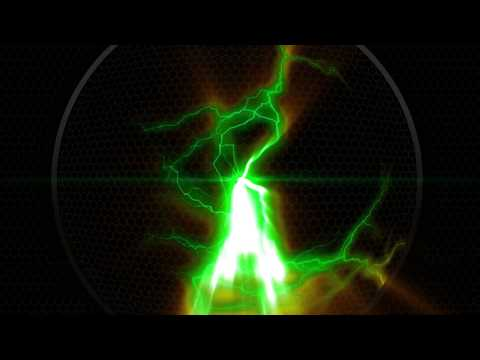 Watch 3 HOURS of Colorful Electricity Screensaver