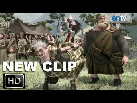Brave (Featurette 'Kilt')