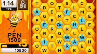 Words with Bees HD FREE YouTube video