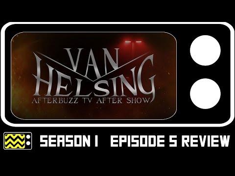 Van Helsing Season 1 Episode 5 Review w/ Kelly Overton   AfterBuzz TV