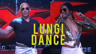 Nonton Deepika Padukone Made Vin Diesel Dance On Lungi Dance And It Was Epic  Film Subtitle Indonesia Streaming Movie Download