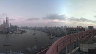 Экстремальная высота в 360: российские руферы рассказали о покорении китайского небоскреба