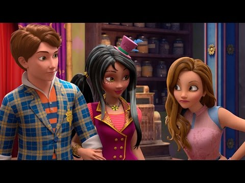 Lamp Sweet Lamp | Episode 6 | Descendants: Wicked World