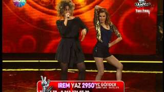 O Ses Türkiye - İrem Derici - 12.02.2012