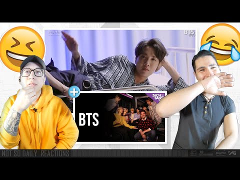 Video NSD REACT | BTS 'Outro : Ego' Comeback Trailer Shooting & BTS Interview with Zach Sang download in MP3, 3GP, MP4, WEBM, AVI, FLV January 2017