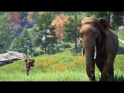 Far Cry 4 Interactive Website Trailer