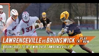 Lawrenceville (NJ) United States  city pictures gallery : Lawrenceville (NJ) vs Brunswick (CT) | 2015 High School Highlights