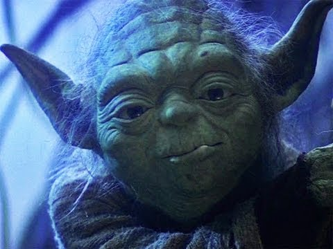 force - For the Star Wars fans: Yoda imparts his Zen-like wisdom in musical form. Download the Song: http://melodysheep.bandcamp.com/album/remixes-for-the-soul.