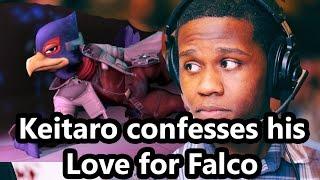 Keitaro confesses his love for Falco