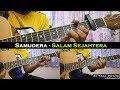 Download Lagu Samudera - Salam Sejahtera (Instrumental/Full Acoustic/Guitar Cover) Mp3 Free