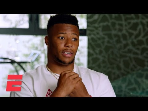 Video: Saquon Barkley: I would rather make the playoffs than have individual records | NFL Interview