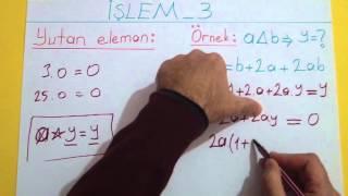 İŞLEM 3 - Şenol Hoca