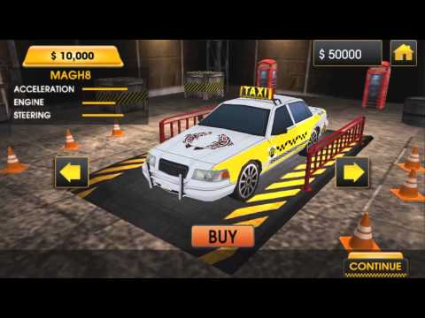 Video of TAXI 3D
