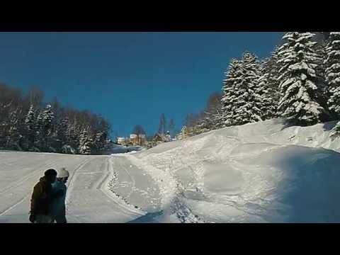 Ski areál Abertamy - Krušné hory