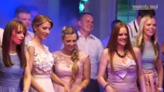 Vedėjas Linas Lapėnas moko svečius šokti!