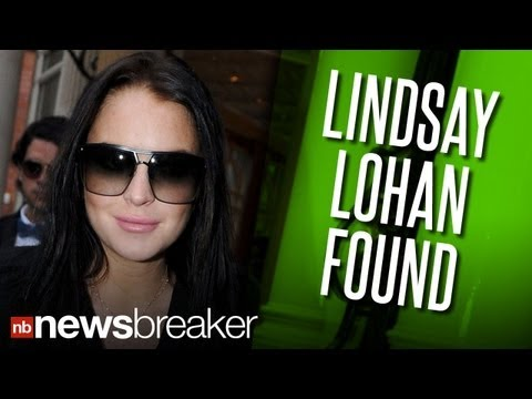 Troubled Actress Lindsay Lohan Reportedly Found After Vanishing From Rehab | NewsBreaker | Ora TV