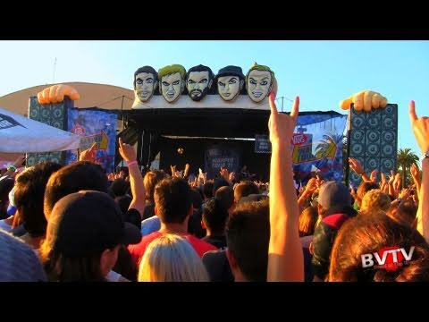 Mike Hranica - Watch A Day To Remember perform their hit 