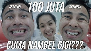 Video RAFFI GIGI BENERIN GIGI RATUSAN JUTA!!! MP3, 3GP, MP4, WEBM, AVI, FLV April 2019