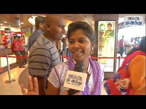 Thodari-First-Show-Fans-Reaction-Dhanush-Keerthi-Suresh-Prabhu-Solomon