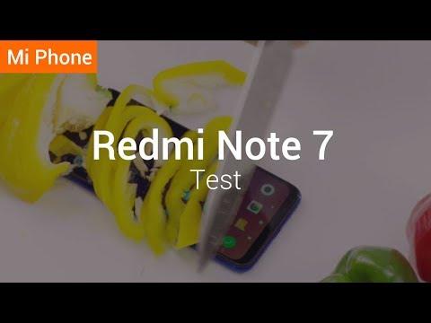 Xiaomi Redmi Note 7 4GB/64GB Dual SIM kártyafüggetlen okostelefon, piros (Android)