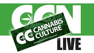 Cannabis Culture News LIVE: Recreational Marijuana For All by Pot TV