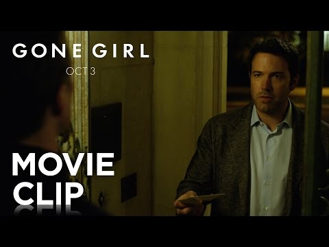 Gone Girl Clip 'Nick at Desi's House'