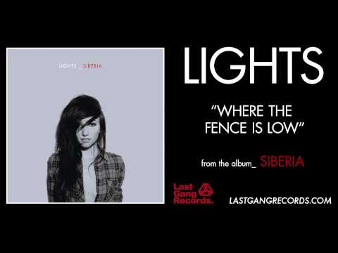 Where the Fence Is Low (Song) by Lights