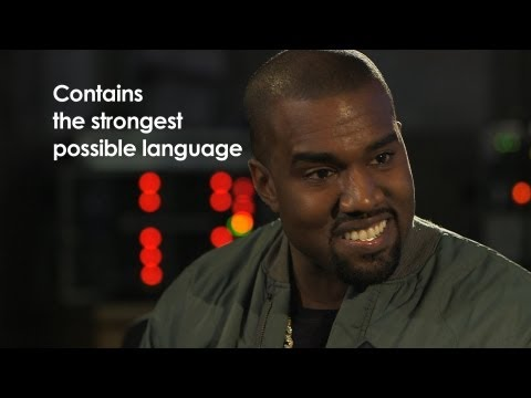 Watch the final part of Kanye West's BBC Radio 1 interview