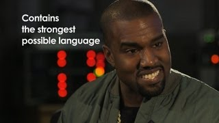 Kanye West. Zane Lowe. Part 4.