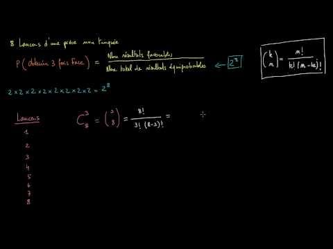 Probabilités et dénombrements (vidéo) | Khan Academy