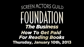The Business - How To Get Paid For Reading Books