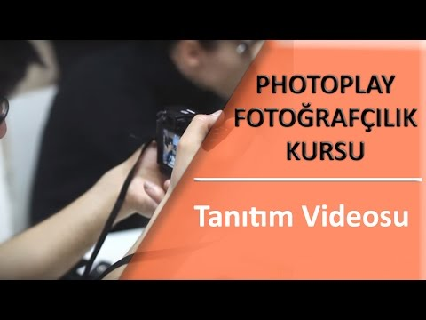 NKFA Fotoğrafçılık Kursu Videosu