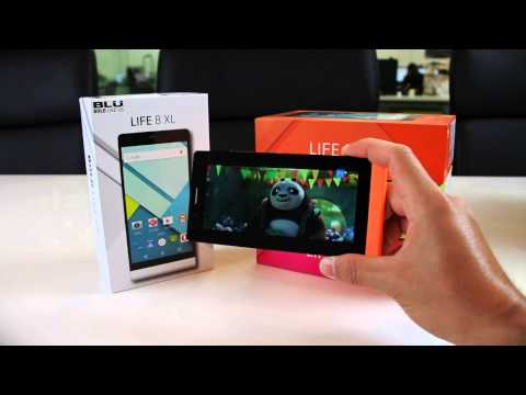Life 8 XL - First Look