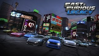 Nonton Fast & Furious Legacy - Android IOS App (By Kabam) Gameplay Review [HD+] #02 Lets Play Film Subtitle Indonesia Streaming Movie Download