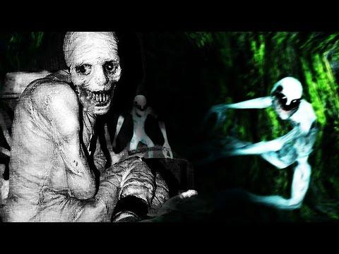 THE RAKES HIDEOUT + TERRIFYING JUMPSCARES!   RAKE #2 (Creepy Pasta Horror Game)
