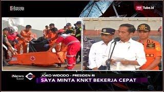 Video Jokowi Minta KNKT Kerja Cepat Ungkap Penyebab Kecelakaan Lion Air PK-LQP - iNews Sore 02/11 MP3, 3GP, MP4, WEBM, AVI, FLV Maret 2019