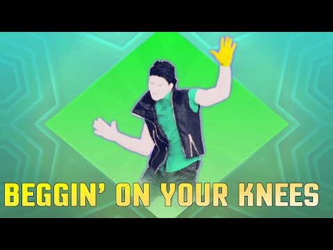 """Just Dance: Beggin' On Your Knees - from """"Victorious"""" fanmade Mashup"""