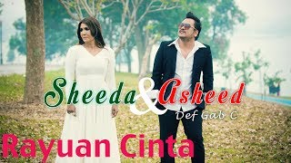 Video Asheed Def Gab C & Sheeda - Rayuan Cinta  (Official Music Video 720 HD) Lirik MP3, 3GP, MP4, WEBM, AVI, FLV Juni 2018