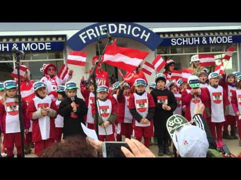 Fasching in Großpetersdorf - Die Kindergartenkinder