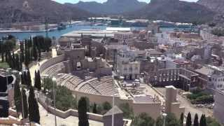 Cartagena Spain  City new picture : Spain 2015, Almeria, Murcia, Cartagena