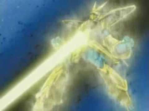 Magnamon - The Golden Knight (видео)