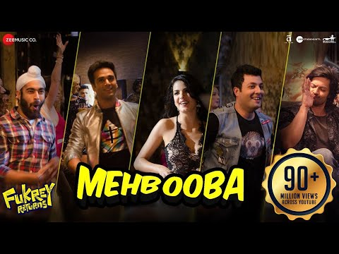 Video Mehbooba | Fukrey Returns |Prem&Hardeep | Mohammed Rafi, Neha Kakkar, Raftaar & Yasser Desai download in MP3, 3GP, MP4, WEBM, AVI, FLV January 2017