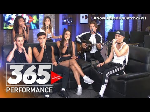 Now United - Who Would Think That Love (365 Live Performance)