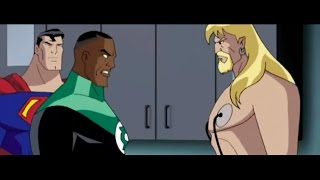 Justice League Vs Aquaman   A Fish Out Of Water  Hd