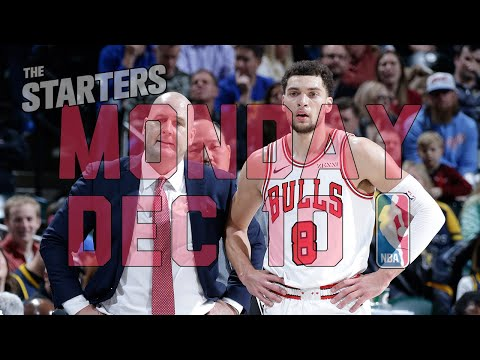Video: NBA Daily Show: Dec. 10 - The Starters