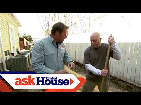 How to Install an Urban Bluestone Patio | Ask This Old House